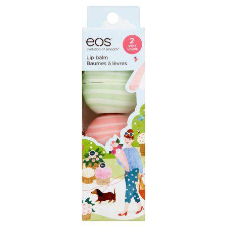 Eos Lip Balm Kit Com 2 Unidades