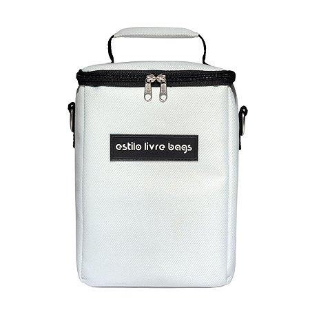 Bolsa Termica Branca Pequena