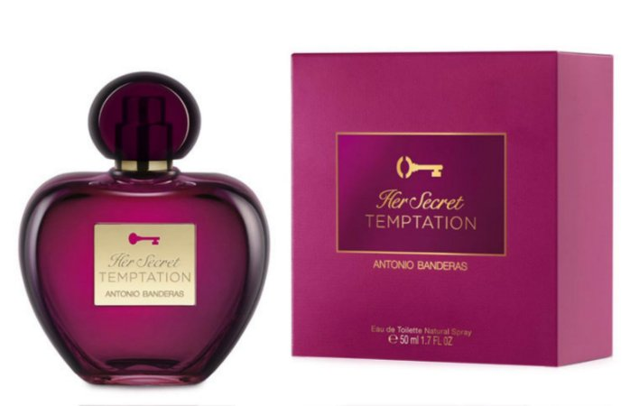 8ee11ab04 Perfume Feminino - Her Secret Temptation Antonio Banderas EDT ...