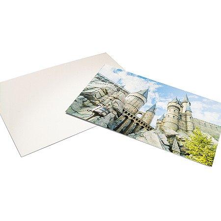 Cartão Postal - Formato 10x15 cm - Papel Couche 300gr - 4x0 Cores - Laminado Fosco
