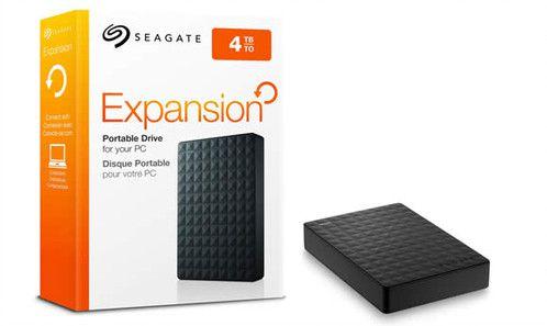 Hd Externo Seagate Expansion 2.5 4tb Usb 2.0/3.0 de bolso