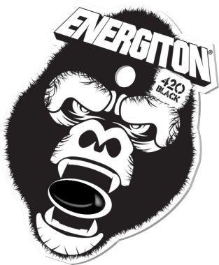 Energiton Black Blister (1 Unid.)