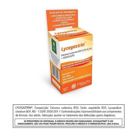 LYCOGASTRIN® - Gastrite