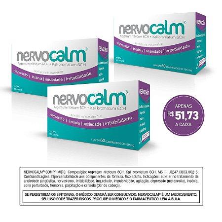 Nervocalm - Pack 3 unidades