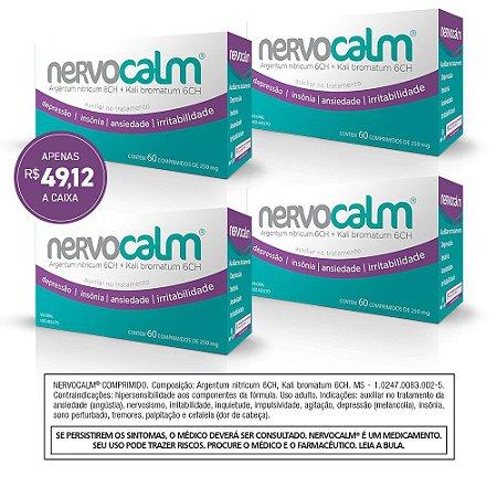 Nervocalm - Pack 4 unidades
