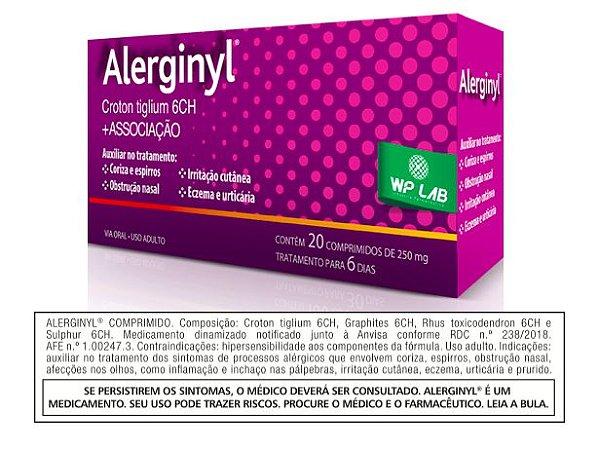 Alerginyl® - 20 Comprimidos
