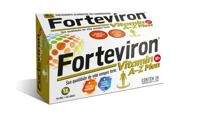 Forteviron® Vitamin - A-Z Men 50+