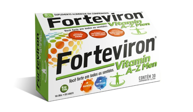 Forteviron® Vitamin - A-Z Men