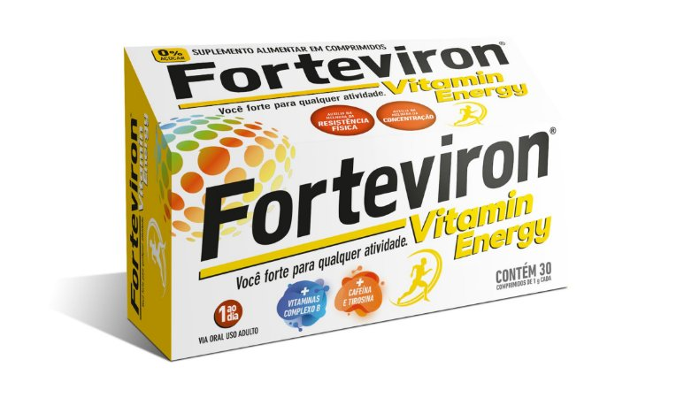 Forteviron® - Vitamin Energy