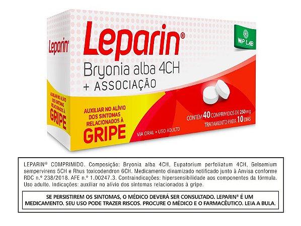 LEPARIN® - 40 comprimidos