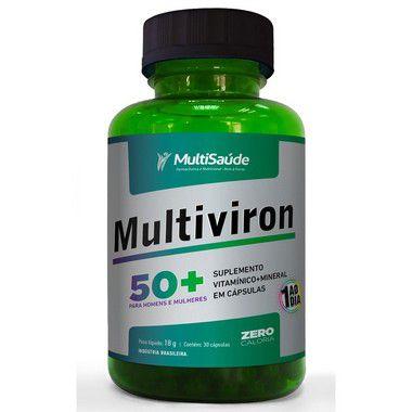 Multiviron® - 50+ | 10 UNIDADES | QUEIMA DE ESTOQUE - Validade 01/10/2020