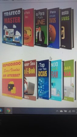 Pacote E-books Master PLR