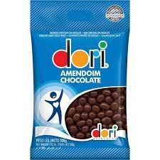 AMENDOIM DORI 700GR CHOCOLATE