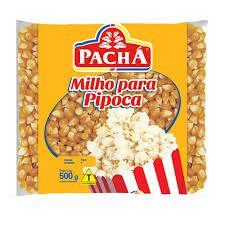 MILHO DE PIPOCA PACHA 500GR