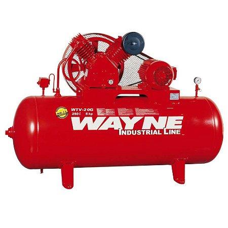 Óleo Lubrificante para Compressor Alternativo de Pistão Wayne Wetzel