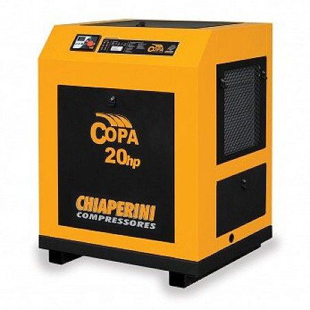 Óleo Lubrificante para Compressor Rotativo de Parafuso Chiaperini