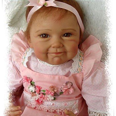 Bebê Reborn Resembling Luiza