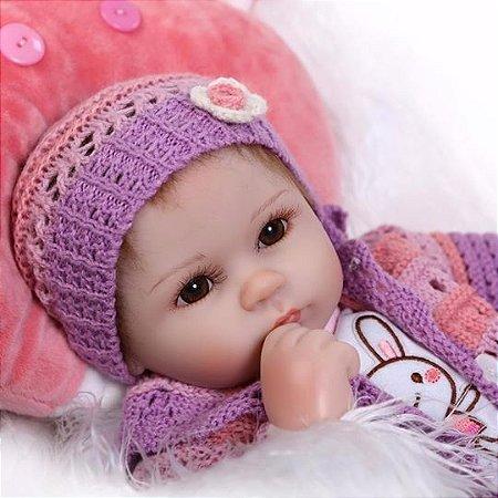 Bebê Reborn Resembling Alice