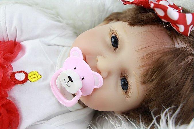 Bebê Reborn Resembling Vitória