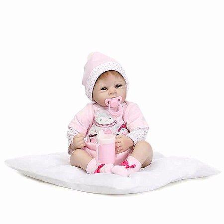 Bebê Reborn Resembling Bella
