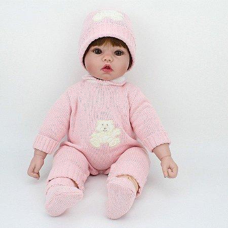 Bebê Reborn Resembling Beatriz