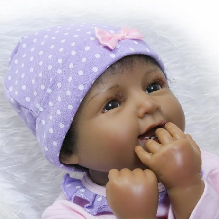 Bebê Reborn Resembling Ana Júlia