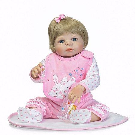 Bebê Reborn Resembling  Brenda