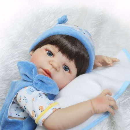 Bebê Reborn Resembling Vinícios