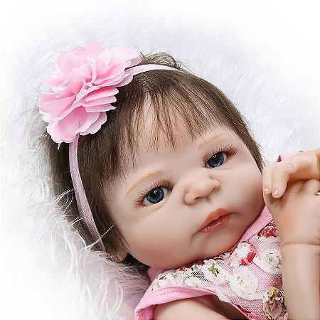 Bebê Reborn Resembling  Emanueli