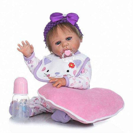 Bebê Reborn Resembling  Melanie