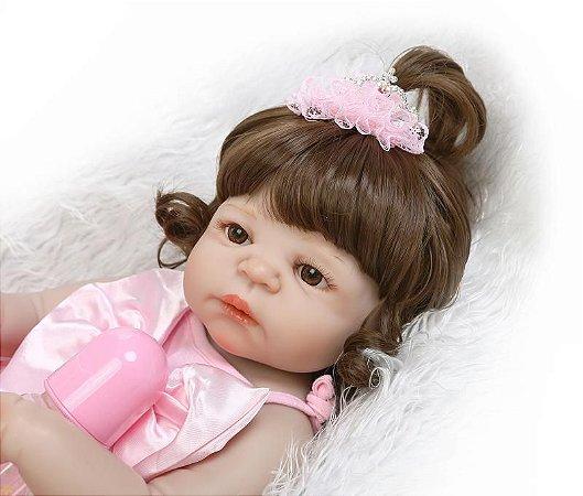 Bebê Reborn Resembling  Paloma