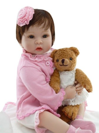 Bebê Reborn Resembling Micaela