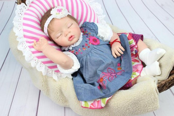 Bebê Reborn Resembling Andressa