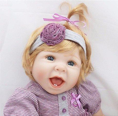 Bebê Reborn Resembling Paula