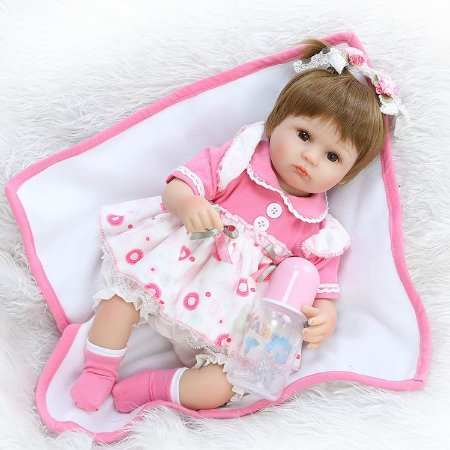 Bebê Reborn Resembling Dalila
