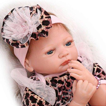 Bebê Reborn Resembling Florence