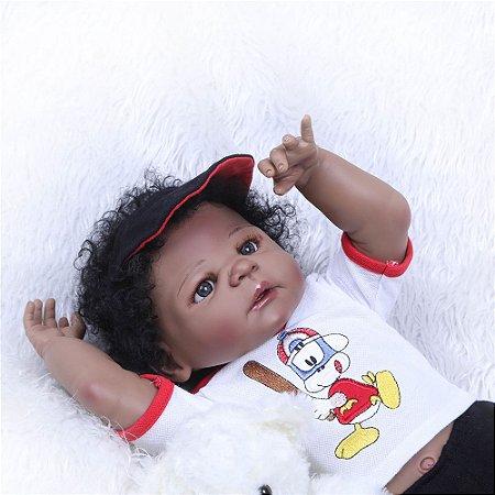 Bebê Reborn Resembling Henrique