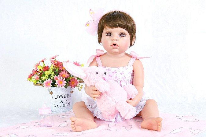 Bebê Reborn Resembling Bruna