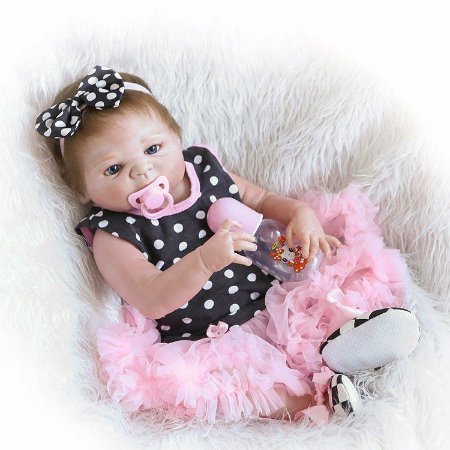 Bebê Reborn Resembling Betina
