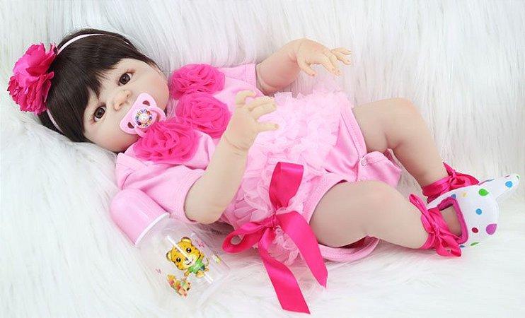 Bebê Reborn Resembling Thaís