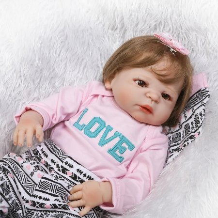 Bebê Reborn Resembling Elisa