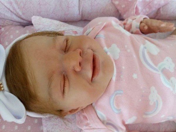 Bebê Reborn Kit April