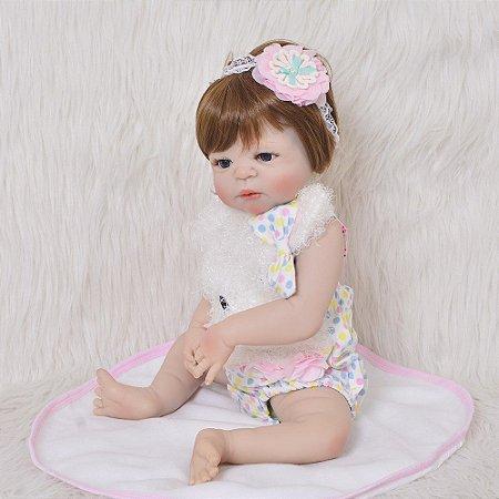 Bebê Reborn Resembling Abigail