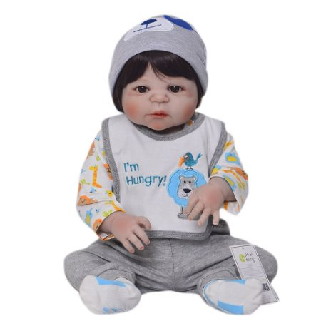 Bebê Reborn Resembling Alexander