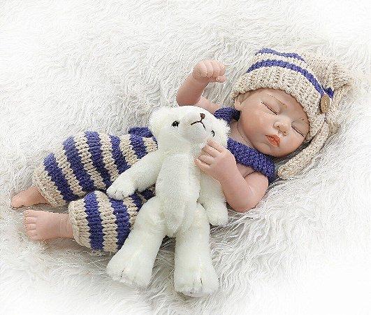 Bebê Reborn Resembling Antônio