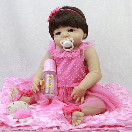 Bebê Reborn Resembling Eliana