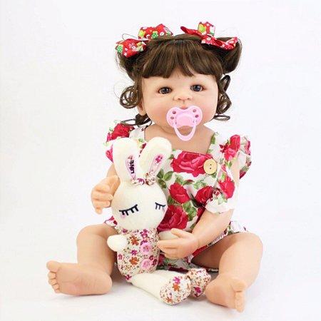 Bebê Reborn Resembling Esther