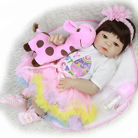 Bebê Reborn Resembling Iris