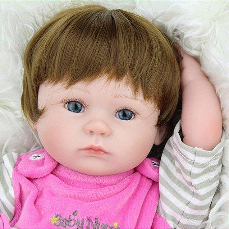 Bebê Reborn Resembling Isabele