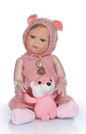 Bebê Reborn Resembling Isis